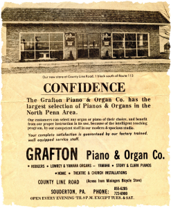 Grafton Piano & Organ Co. - CLS Store opening - smaller