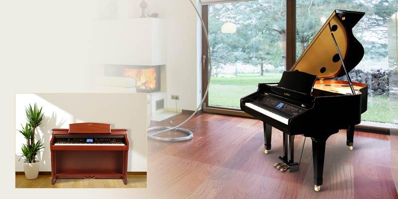 Kawai digital pianos at Grafton Piano & Organ Co.
