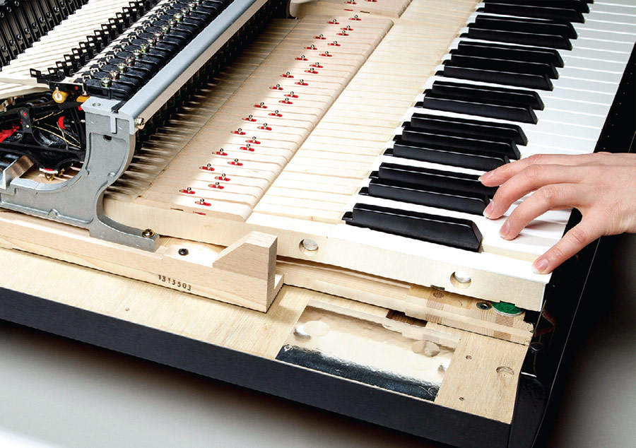kawai announces new novus nv10 hybrid digital piano grafton piano and organ co. Black Bedroom Furniture Sets. Home Design Ideas