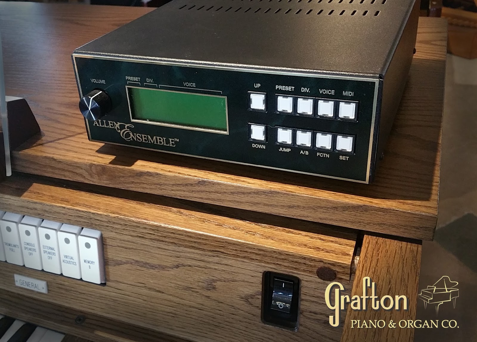 Used Organs | Grafton Piano and Organ Co