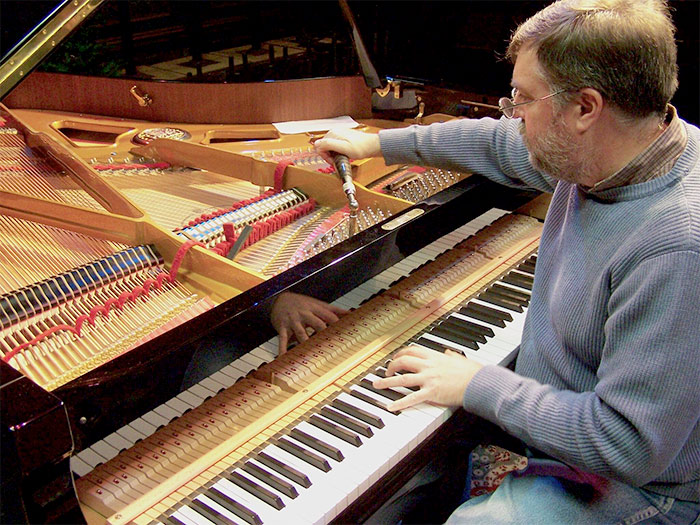 Tuning & Service | Grafton Piano and Organ Co